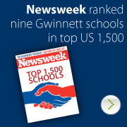 Newsweek ranked nine Gwinnett schools in top US 1,500...